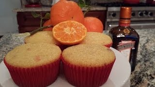 Orange Muffins - RECIPE Thumbnail
