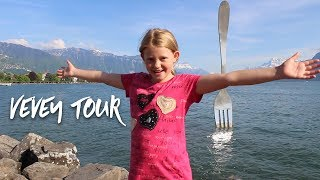 Vevey Switzerland Travel Guide - Pearl of the Swiss Riviera | 90+ Countries with 3 Kids