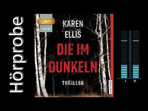 Die im Dunkeln YouTube Hörbuch Trailer auf Deutsch