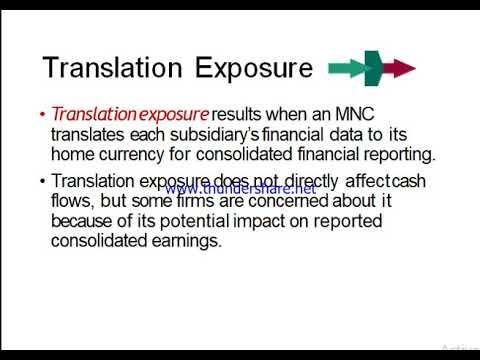 Download Translation exposure