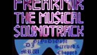 FreakNik - Ghetto Commandments Screwed & Chopped By DJ MRW