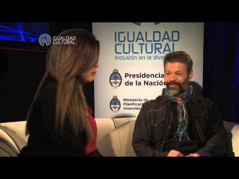 Hermano Sol. Igualdad Cultural TV entrevistó a Gabo Ferro