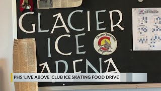 PHS ICE SKATING FOOD DRIVE