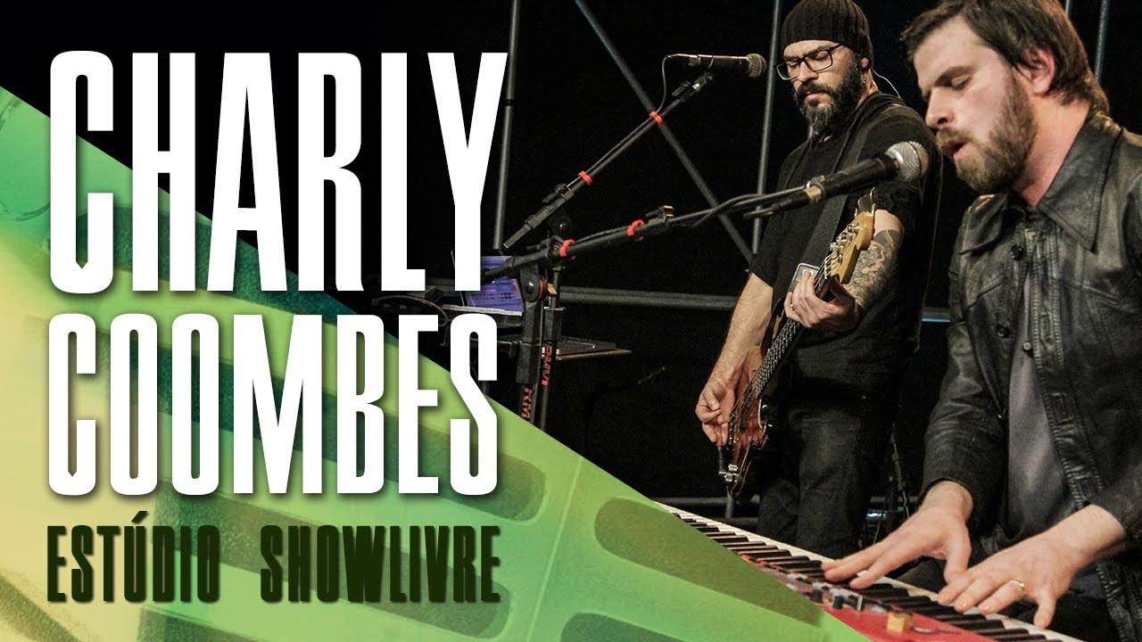"""Download """"Like a sinking ship"""" - Charly Coombes no Estúdio Showlivre 2017"""