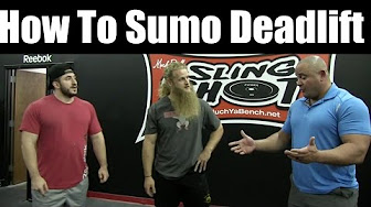 Sumo Deadlift Youtube