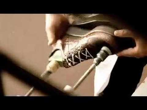 best sneakers 5e711 5ad87 NIKE AIR FORCE I 25th Anniversary - Crafting The Perfect One - YouTube