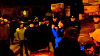 Spotkanie z wojewodą mazowieckim, protest rolników łosice