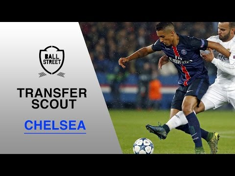 Marquinhos the number 1 target? Ft. 100 Percent Chelsea & Andy Brassell