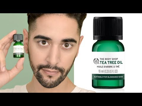 10 Ways To Use Tea Tree Oil (Product tips, how to and review 2016) ✖ James Welsh