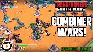 Transformers: Earth Wars - Combiner Wars