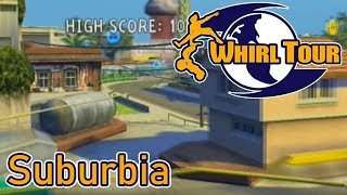 Xin Plays: Whirl Tour (PS2): Part 3: Suburbia