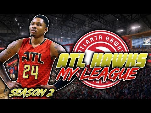 Why do the Basketball Gods Hate Us? | NBA 2K18 Atlanta Hawks MyLeague