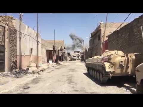 Irak: la batalla por Mosul