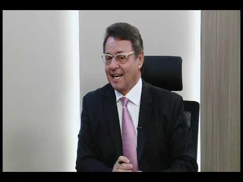 Mauro Bonna Entrevista JOSE ANTONIO DE ANGELIS (COSANPA), Em 26 De Agosto De 2019.