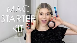 MAC Starter Kit | 10 Essentials & Must Haves For Beginners
