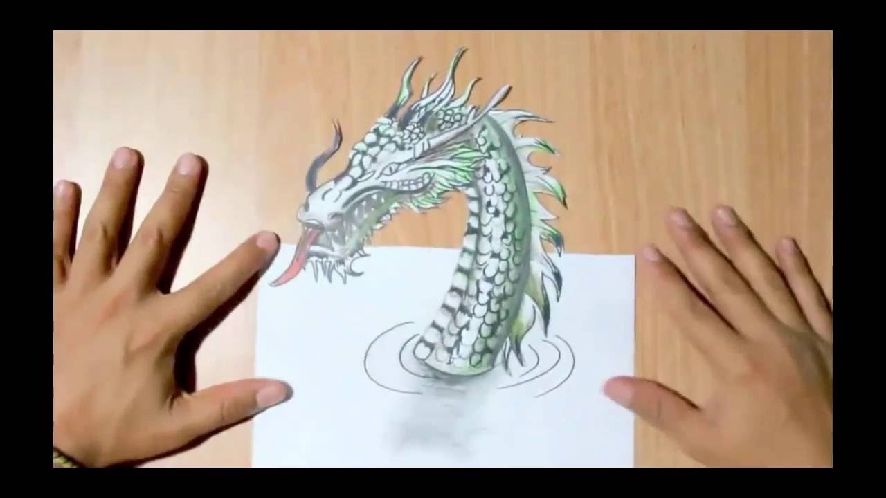 How To Draw Dragons On Youtube