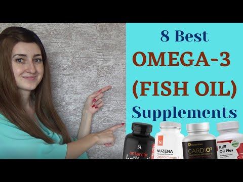 8 Best Omega 3 (Fish Oil) Supplements [2020 Guide]