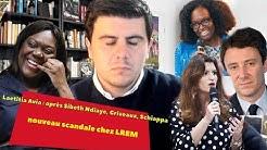 Laetitia Avia : après Sibeth Ndiaye, Griveaux et Schiappa, nouveau scandale chez LREM ? (extrait)