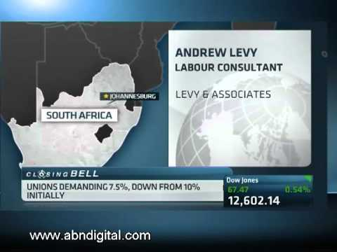 South African Public Service Wage Offer with Andrew Levy