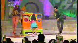 Cherrybelle Girlband Favorit at Indonesia Kids Choice Awards 2012 GlobalTV 2012-07-14