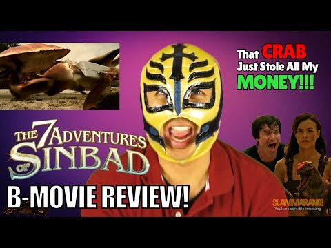 The 7 ADVENTURES of SINBAD (2010) B-Movie Review