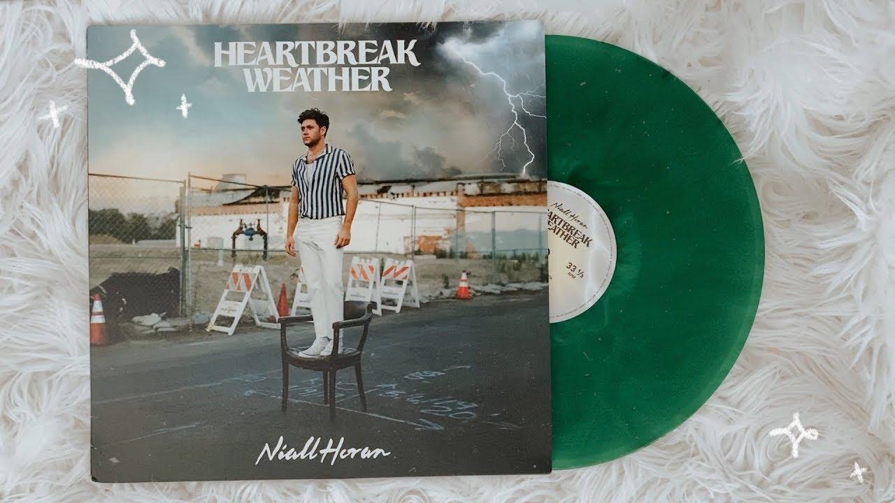 Niall Horan Heartbreak Weather Vinyl Unboxing Youtube