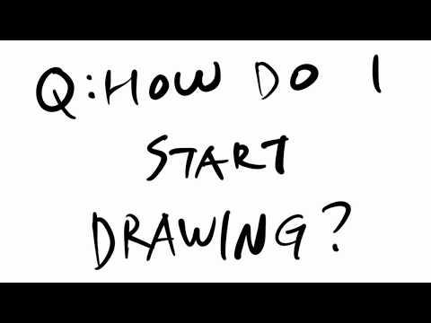 Art Fundamentals - How Do I Start Drawing?