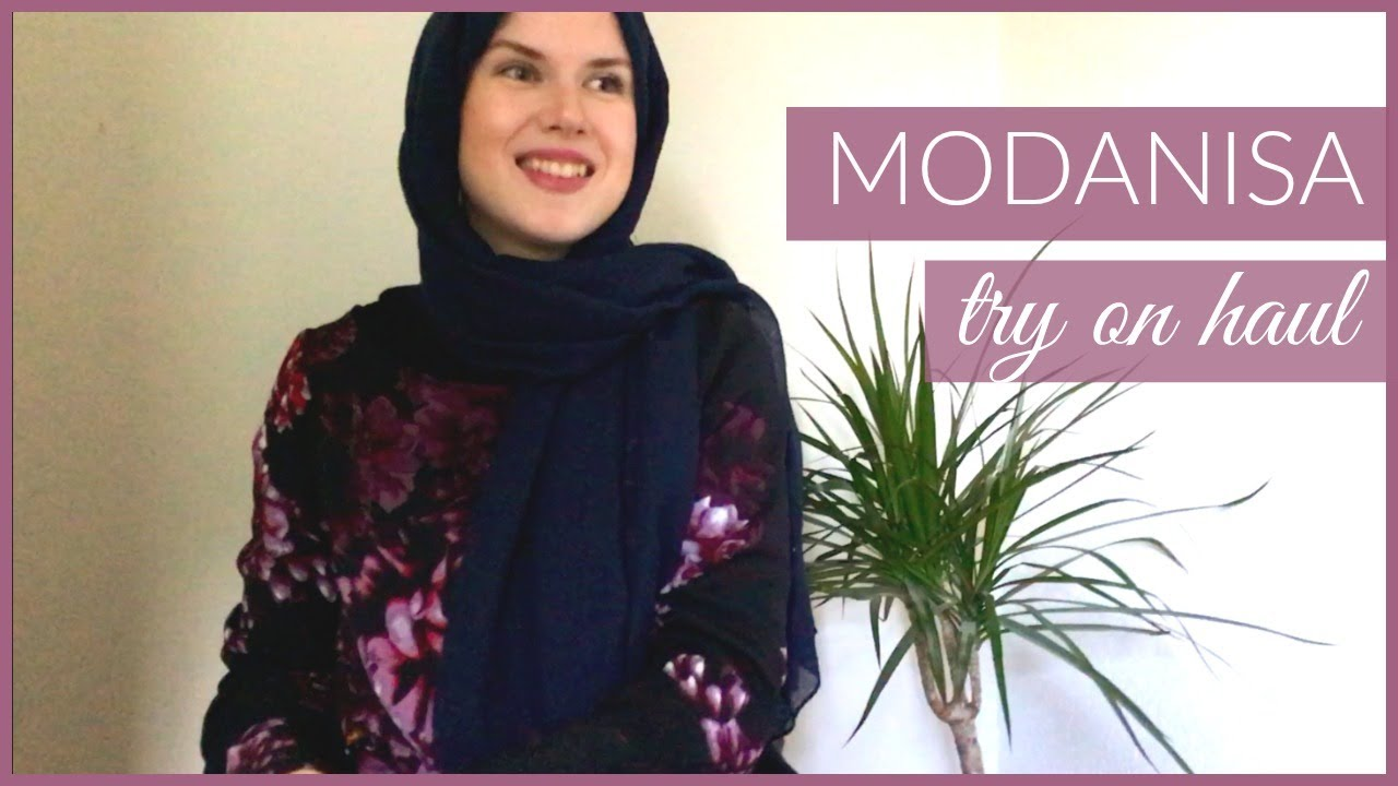 48b6692daf0 Modanisa Try On Haul   My First Impression