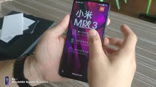 Xiaomi Mi Mix 3 4G Phablet Unboxing 6.39 Inch 4G LTE Smartphone Review Price