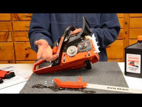 dolmar vs topcraft chainsaw funnydog tv. Black Bedroom Furniture Sets. Home Design Ideas