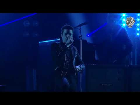 The Killers - Jenny Was A Friend Of Mine (Lollapalooza Chile 2018)