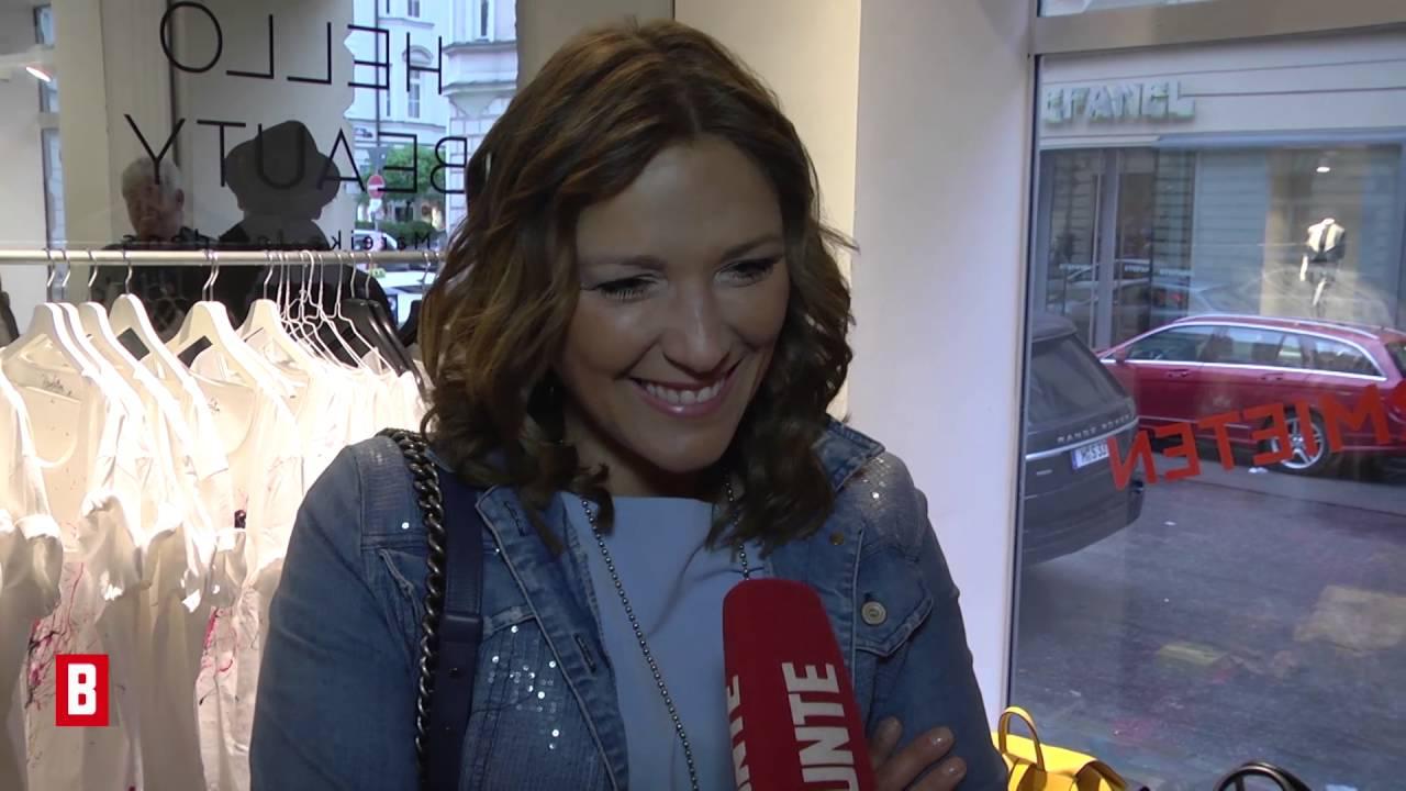 Simone Ballack - Sie genießt ihr Single-Leben  - BUNTE TV