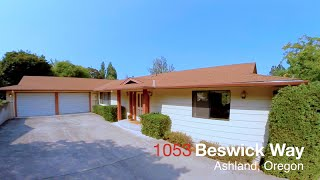 1053 Beswick Way, Ashland, Oregon