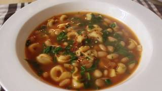 Pasta Fazoolander! Pasta Fazool Recipe - Quick Pasta And Bean Soup