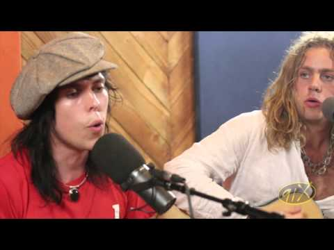 "The Struts ""Could Have Been Me"" Acoustic at 91X Part 3 of 4 Mp3"
