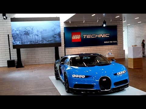 lego technic bugatti chiron 42083 live youtube. Black Bedroom Furniture Sets. Home Design Ideas