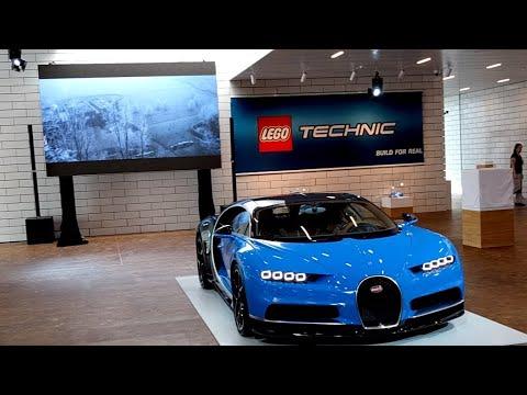 lego technic bugatti chiron 42083 live youtube. Black Bedroom Furniture Sets. Home Design Ideas
