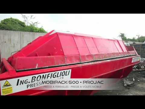 MOBIPACK-500 La Presse la plus vendue en Europe - PROJAC