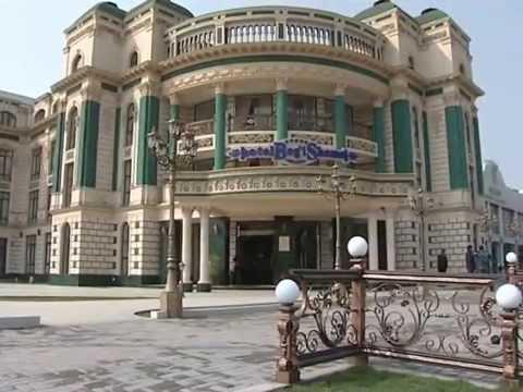 five star hotel Bogishamol in Andijon