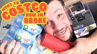 I Went To Costco!