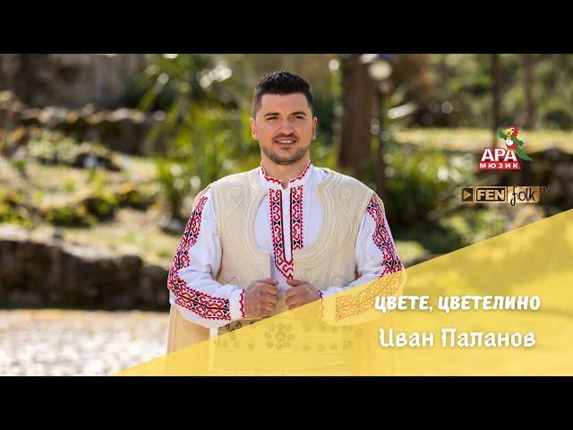 ИВАН ПАЛАНОВ - Цвете, Цветелино / IVAN PALANOV - Tsvete, Tsvetelino