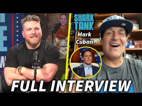Pat McAfee & Mark Cuban Talk The Return Of Sports, His Potential Presidential Run, and More