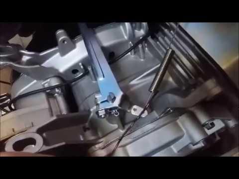 Доработка Центробежного регулятора мотособаки