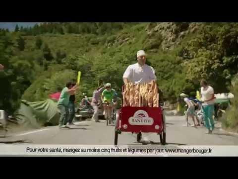 Film publicitaire Banette Tour de France - Eté 2015 -