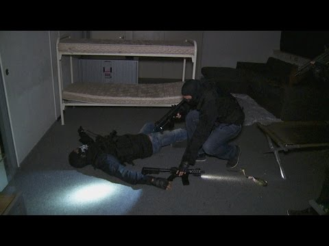 airsoft experience H.E.L. shooter in Woerden