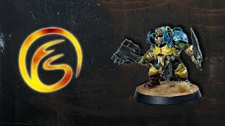 How To Speed Paint Orruk Brutes With Contrast Paints