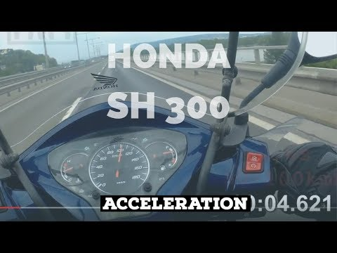 Sh 300 Acceleration Top Speed Ita