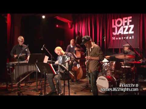 The Claudia Quintet performs Peterborough @L'OFF Jazz 2016