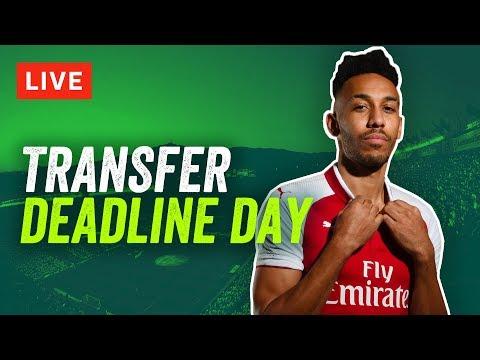 BREAKING transfer news: Aubameyang to Arsenal, Giroud to Chelsea + Batshuayi to Dortmund - who else?