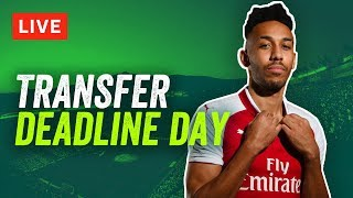 BREAKING transfer news: Aubameyang to Arsenal, Giroud to Chelsea + Batshuayi to Dortmund - who else?